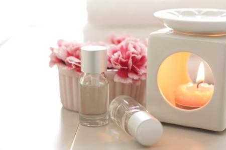 en suite: Aromatherapy