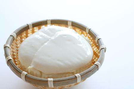 silken: Silken tofu Stock Photo