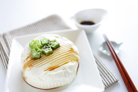 Cold tofu photo