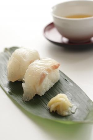 daurade: Sushi de dorade
