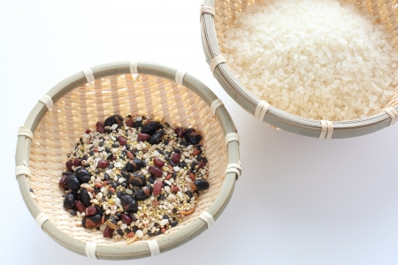 necessities: 16th Necessities Valley and milled rice