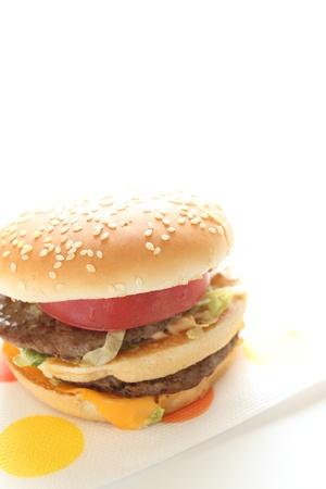 stowing: Hamburger