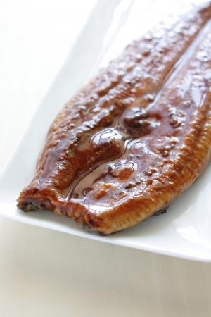 Broiled eel Stock Photo - 23587067