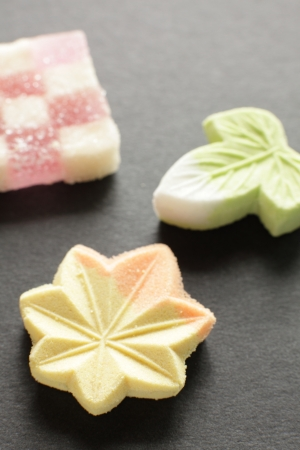 comfit: Dry confectionery Stock Photo