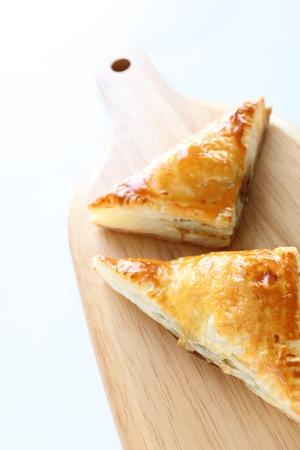 meat pie: Homemade meat pie