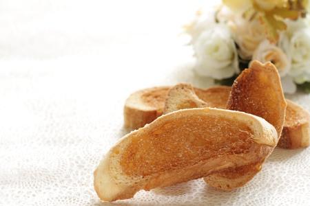 biscotte: Handmade Rusk