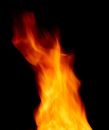wavering: The inflammatory Full material Stock Photo