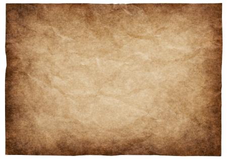 corrugation: Old paper
