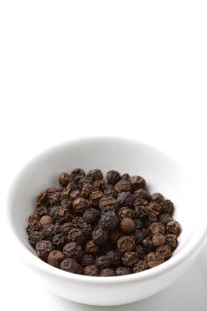 pimienta negra: Negro Pimienta