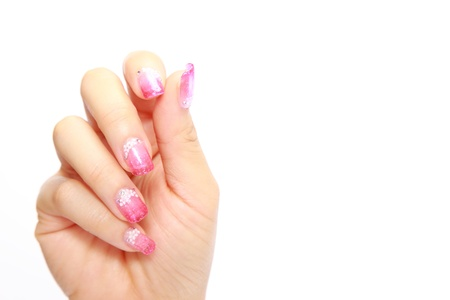 Nail art Stock Photo - 23585062