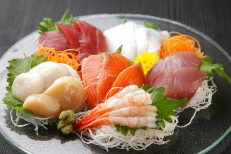 vitreous: Sashimi
