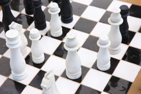 nite: Chess Stock Photo