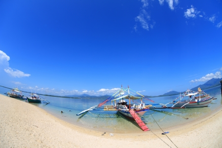 beach resort: Beach Resort El Nido
