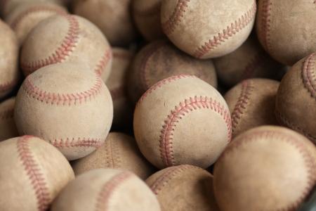 hardball: Baseball ball