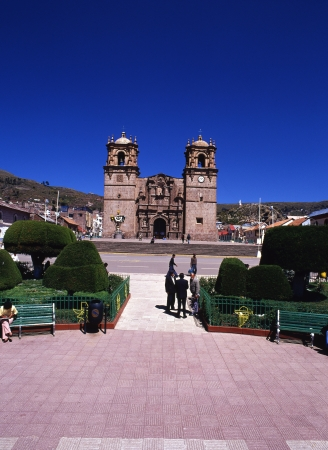plaza de armas: Plaza de Armas