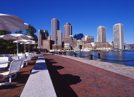Boston Harbor photo