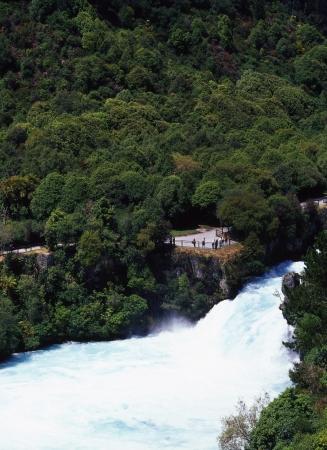 riverine: Huka Falls