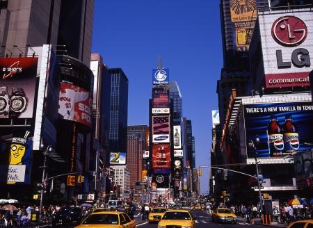 times square: Times Square