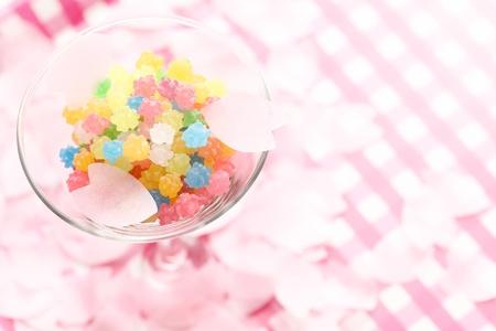 comfit: Confetti and Cherry Blossom