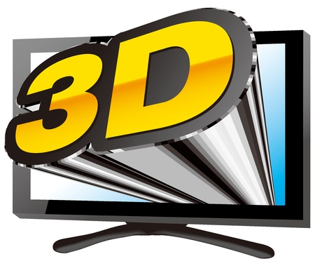 idiot box: 3D TV