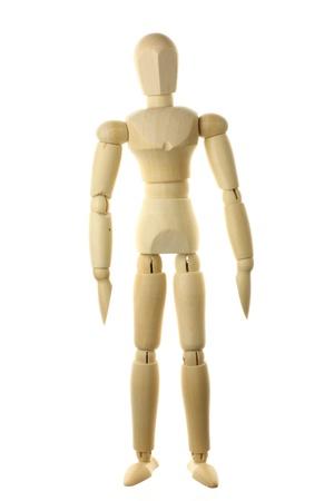 manequin: Model doll