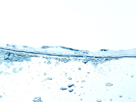 Water splash photo