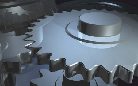 precision: The Precision Machinery  table desu the  mail ji CG