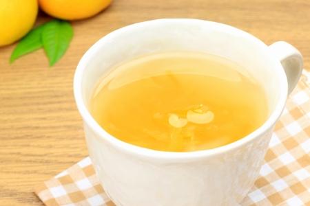 Citron tea Stock Photo