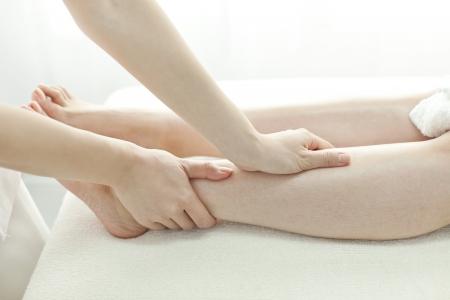 esthetician: Esthetician that massage your feet