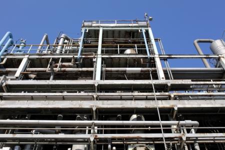petrochemistry: F�brica