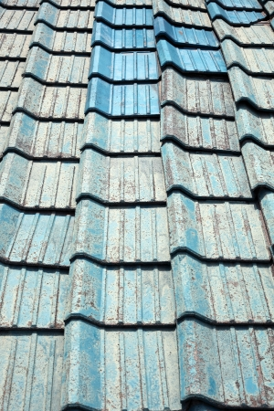 rooftile: Roof tile Stock Photo