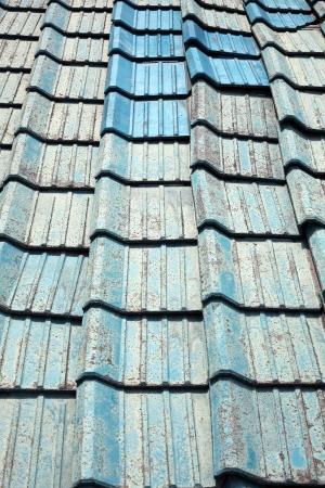 rooftile: Tegola Archivio Fotografico