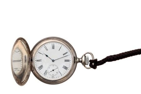 horologe: Pocket Watch Stock Photo