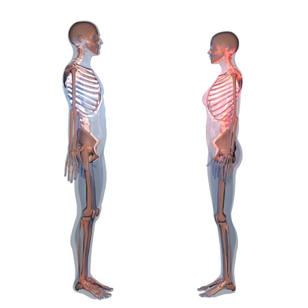 penetration: Human body