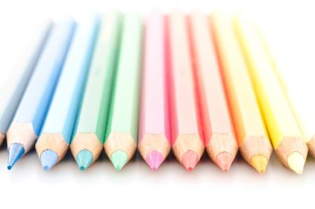 nib: Nib pencil who first Stock Photo
