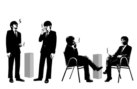 cigaret: Smoking image Stock Photo