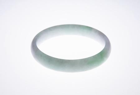 jade: Jade bangle
