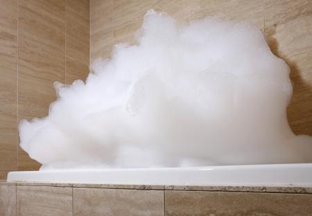 en suite: The bath Full enormous na bubble