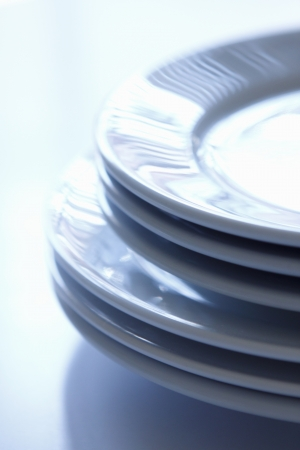 stowing: Dish overlapping