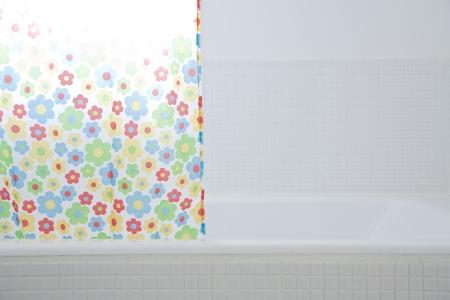 en suite: Bathroom Stock Photo