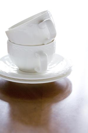 stowing: Teacup Stock Photo