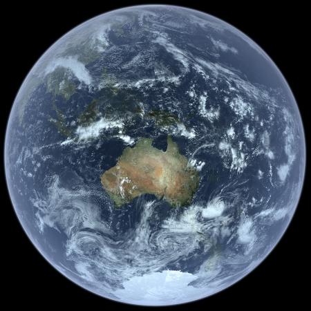 globular: Earth