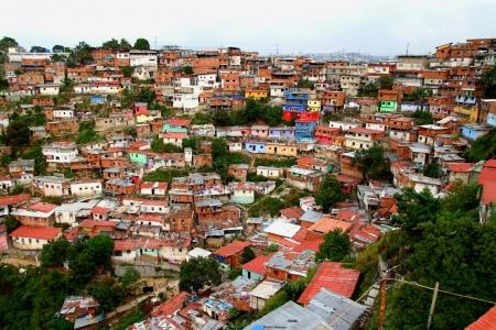 Venezuela  ghetto area