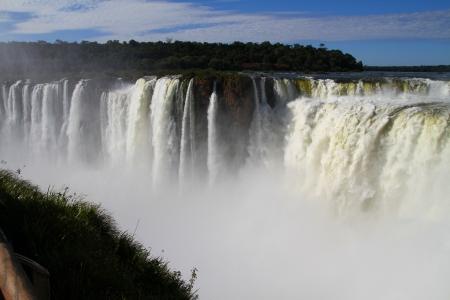itinerant: Iguazu Falls