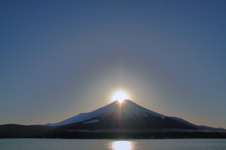 Diamond Fuji photo