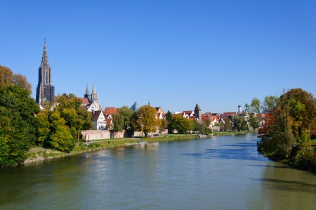 Town of Ulm Germany photo