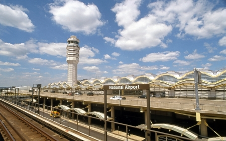 Washington DC National Airport photo