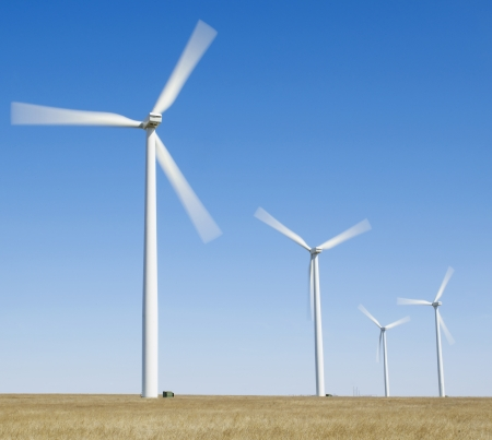 wind farm: Parque e�lico