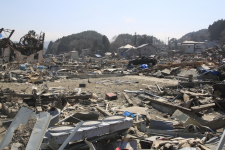 Great East Japan Earthquake photo