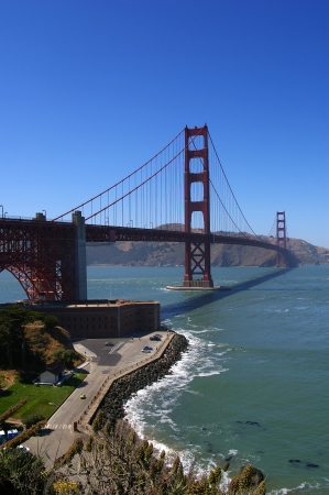 The Golden Gate Bridge photo